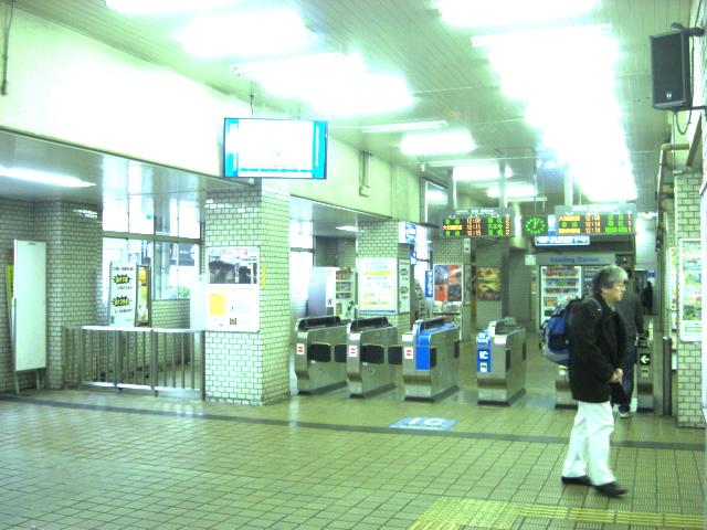 オアーゼ扇町 天満駅