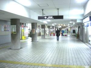 オアーゼ扇町 扇町駅