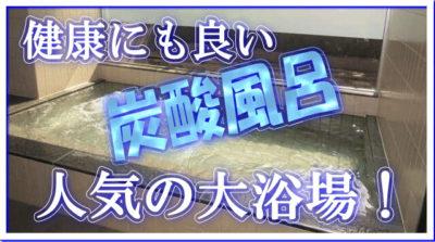 大阪 大浴場付き賃貸(単身赴任マンション)