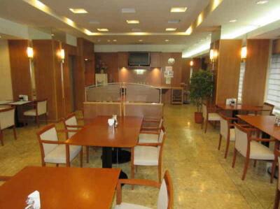 オアーゼ扇町の食堂