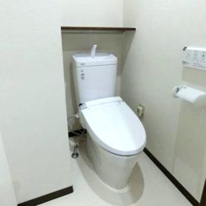 オアーゼ扇町 トイレ